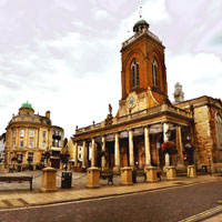 Northampton city centre